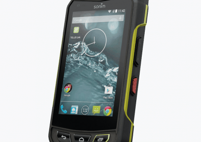 Ruggedised PTT LTE/Wi-Fi Smartphone