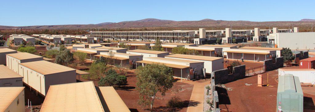 BHP Accommodation Village