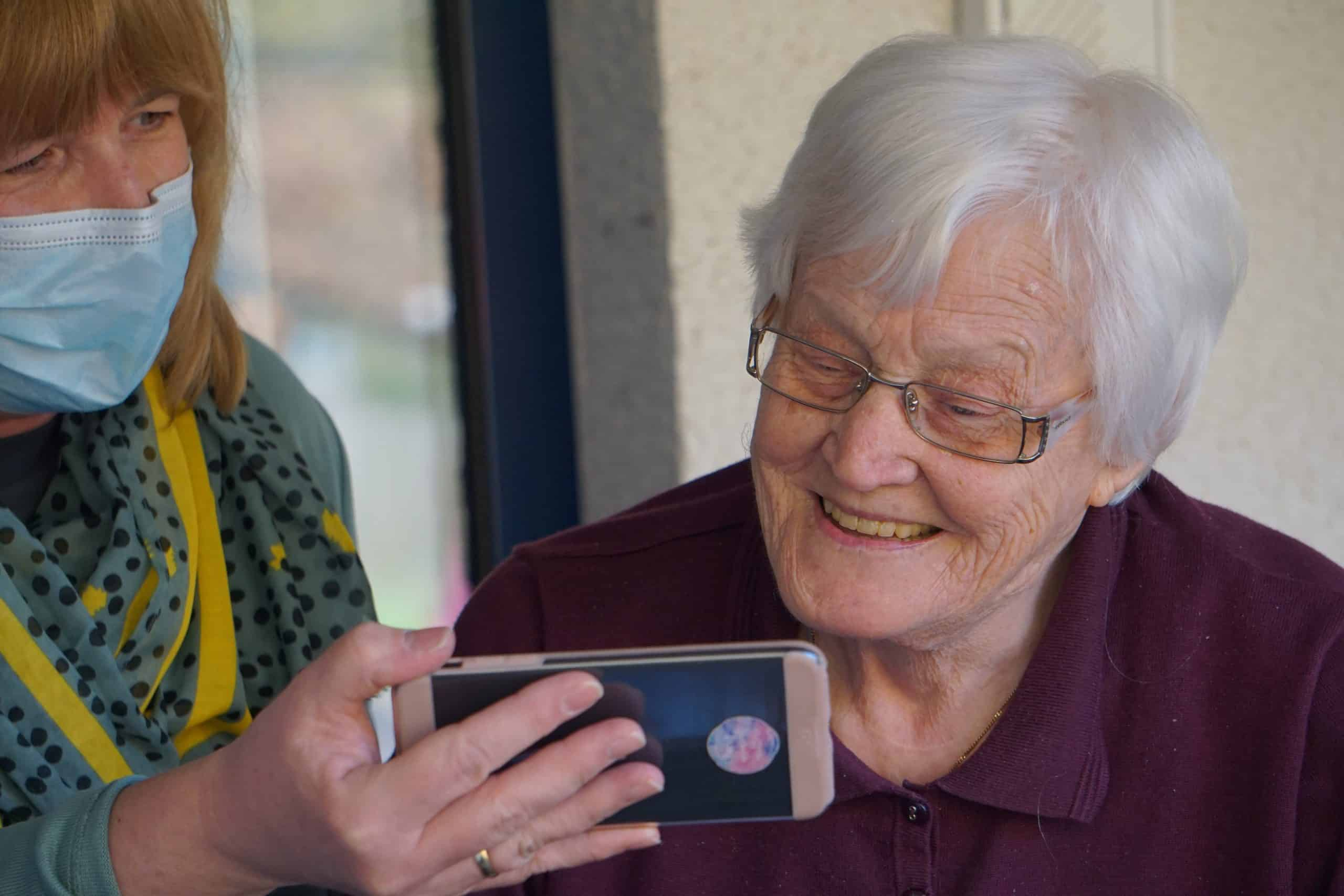 Connectivity in Aged Care